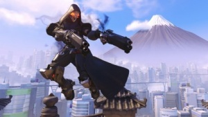 Held Reaper in Overwatch.