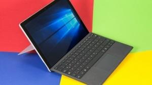 2017er-Version des Surface Pro mit optionalem Type Cover