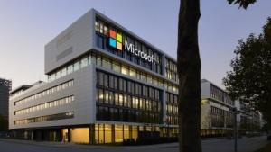 Microsofts neuer Hauptsitz in Deutschland