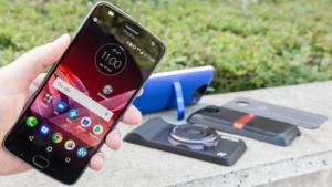 Moto Z2 Play erscheint im August mit Lautsprecher-Mod.