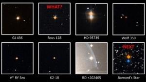 Was steckt hinter den Signalen von Ross 128?