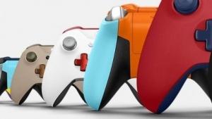 Gamepad aus dem Xbox Design Lab