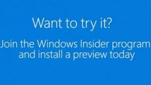 Windows Server kann als Insider Preview getestet werden.