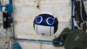 Int-Ball auf der ISS: Vorbereitung für robotische Weltraumausflüge