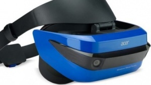 Das Mixed-Reality-Headset von Acer erscheint für Entwickler im August 2017.