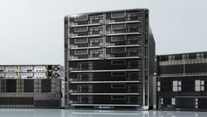 Die neuen Fusionserver V5 gibt es als Blades und als Rack-Systeme.
