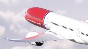 Norwegians Dreamliner bekommen einen Buckel für die Internetverbindung.