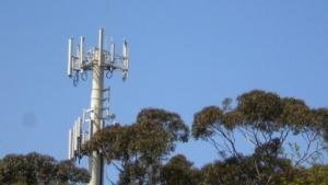 Der drahtlose Mobilfunk braucht natürlich auch ein eigenes Netz.
