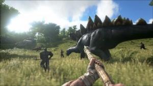 Die fertige Version von Ark erscheint Anfang August 2017.