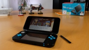 Der New 2DS XL (Bild: Michael Wieczorek, Golem.de), Nintendo 2DS / New 2DS
