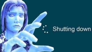 Mit Cortana-Sprachbefehl lässt sich Windows herunterfahren.
