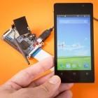 Orange Pi 2G IoT ausprobiert: Wir bauen uns ein 20-Euro-Smartphone