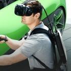 HP Z VR: Virtual Reality auf dem Rücken