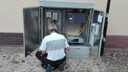 Netzwerktechnik in Lübbenau