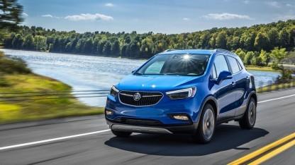 Der Buick Encore demnächst mit Elektroantrieb?
