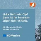 3.840 × 2.160: ProSiebenSat.1 beginnt mit 4K über HbbTV