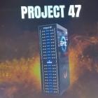 Project 47: AMD zeigt Petaflop-Rack mit Epyc und Vega