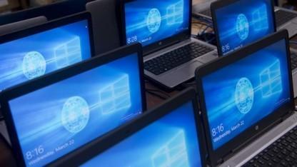 Windows 10 S soll auf vielen Computern schnell eingerichtet werden können.