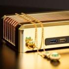 Prime Computer: Mini-PC im Goldgehäuse kostet 1 Million Dollar