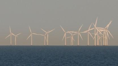 Offshore-Windpark in Dänemark (Symbolbild): Revolution Wind könnte 2023 ans Netz gehen.
