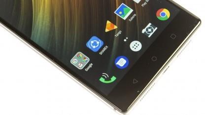 Das Phab 2 Pro kommt noch mit Lenovos angepasster Android-Oberfläche