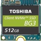 BG3: Toshiba bringt winzige SSD mit 512 GByte