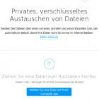 Filesharing: Mozillas Send erlaubt einfachen Datentausch