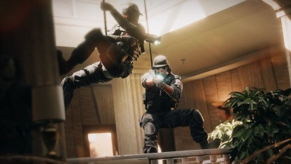Artwork von Rainbow Six Siege