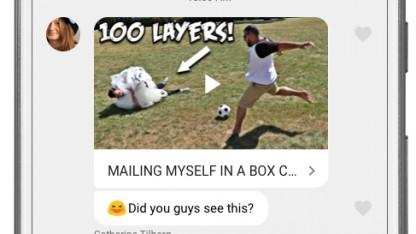 Die neue Messenger-Funktion von Youtube