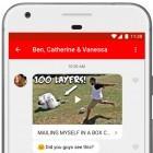 Noch ein Messenger: Google führt Chat-Funktion für Youtube-App ein