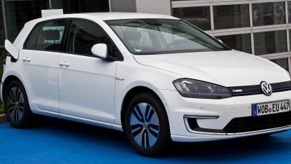 Der Preis für einen E-Golf kann durch das Rabattprogramm von VW deutlich sinken.