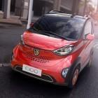 Baojun E100: GM stellt Elektroauto für 5.300 US-Dollar vor