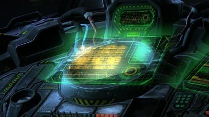 Mit dieser Artwork versinnbildlicht Blizzard die KI-Forschung.