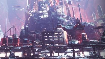 Die Artwork von Project 1v1 würde durchaus zur Welt von Borderlands passen.