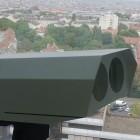 Fiber In The Air: D-Light will Giga-Netz mit Lasern auf den Dächern errichten