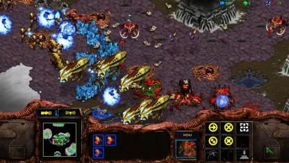 Starcraft Remastered läuft in Auflösungen bis 3.840 x 2.160 Pixel.