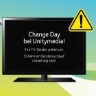 Analogabschaltung: Größere Probleme bei Senderplatzumstellung von Unitymedia