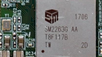 SM2263-Controller von SMI