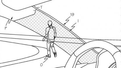 Unsichtbare A-Säule: keine Kameras, keine Metamaterialien