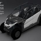Elektroauto: Das UTV Nikola Zero hat viel Power fürs Gelände