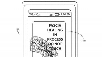 Smartphone mit selbstheilendem Display