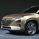 Alternative Antriebe: Hyundai baut Brennstoffzellen-SUV mit 580 km Reichweite
