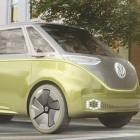 I.D. Buzz: VW baut den Elektro-Bulli