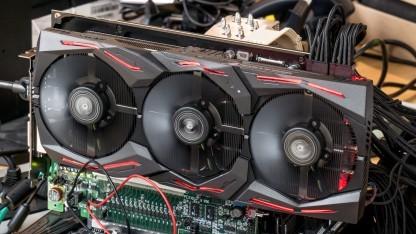 Asus Radeon RX Vega 64 Strix