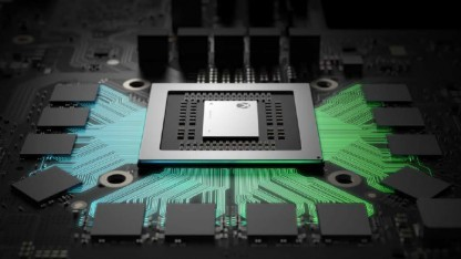 SoC der Xbox One X