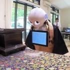 Aldebaran Robotics: Roboter Pepper soll bei Beerdigungen in Japan auftreten