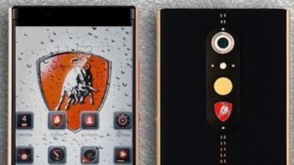 Das Lamborghini-Smartphone Alpha-One