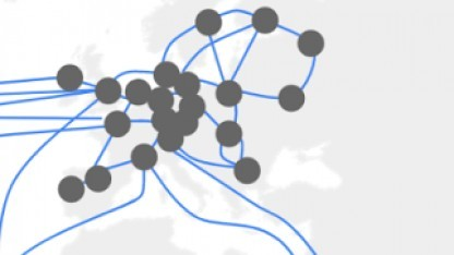 Das Google-Netzwerk ist europaweit und weltweit aufgestellt.