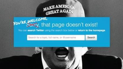 Donald Trump soll sein Twitter-Megaphon verlieren.