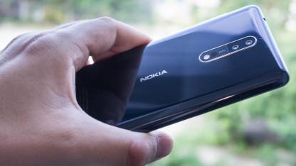 Das Nokia 8 von HMD Global